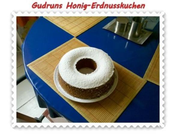 Kuchen: Honig-Erdnusskuchen - Rezept - Bild Nr. 21