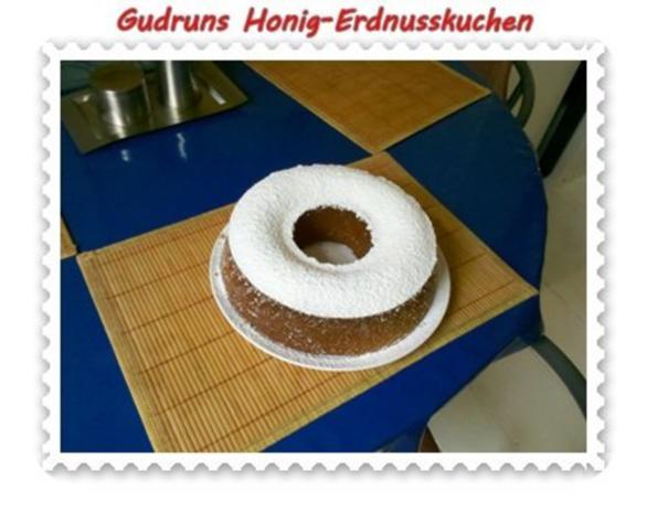 Kuchen: Honig-Erdnusskuchen - Rezept - Bild Nr. 22