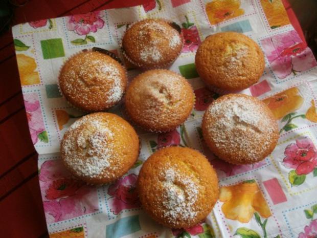 Eierlikörmuffins - Rezept