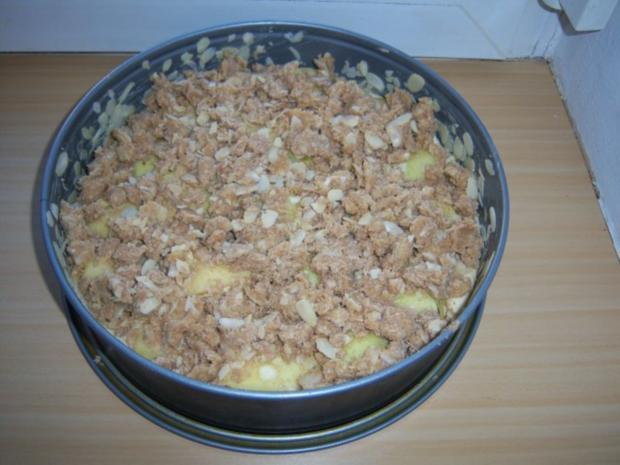 Apfel-Sauerrahmkuchen - Rezept - Bild Nr. 6