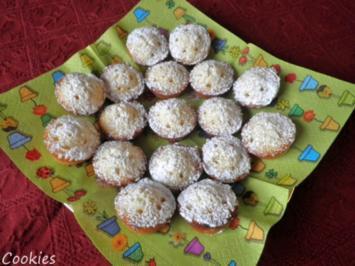 Rezept: Zitronige Mini - Muffins ...