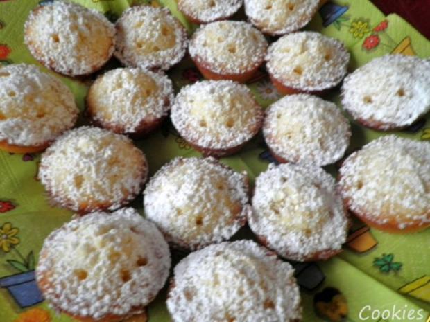 Zitronige Mini - Muffins ... - Rezept - Bild Nr. 8