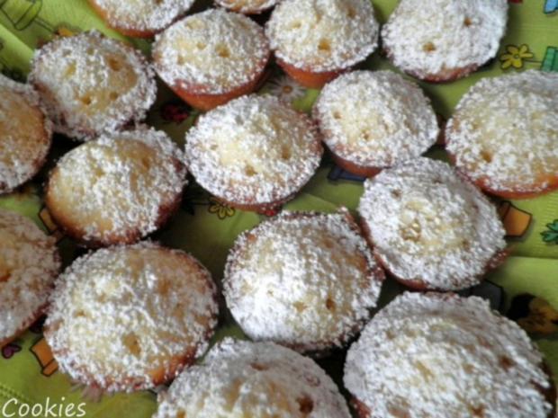 Zitronige Mini - Muffins ... - Rezept - Bild Nr. 2