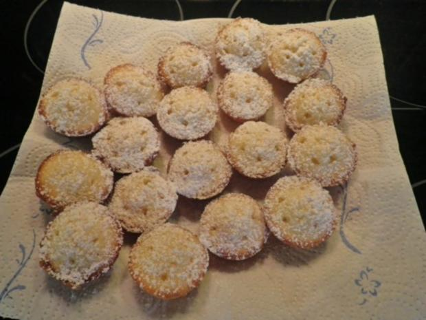 Zitronige Mini - Muffins ... - Rezept - Bild Nr. 6