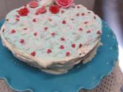 Angel Food Cake - Rezept