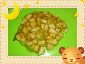 Wackel-Apfel - Rezept