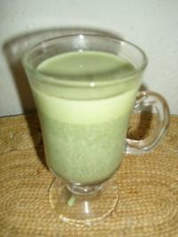 Matcha Latte - Rezept