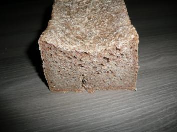 Weizenvollkorn-Brot - Rezept