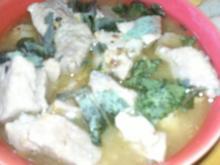 Schweinegeschnetzeltes Orientalisch - Rezept