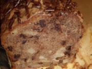 Birnen-Schoko-Rührkuchen - Rezept