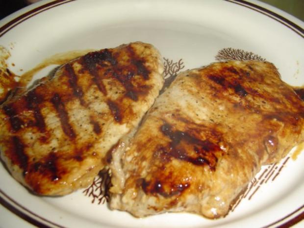 Fleisch und Fisch - Rezept - Bild Nr. 6