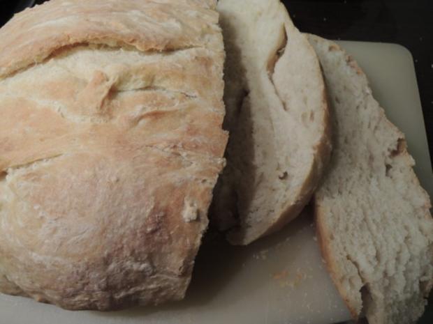 Joghurt Brot - Rezept