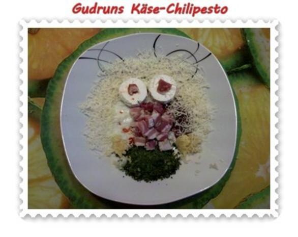 Nudeln: Käse-Chilipesto mit Spaghetti - Rezept - Bild Nr. 5