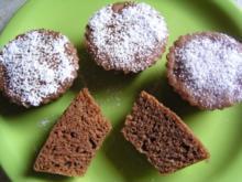 9 Schoko-Muffin aus der Mikrowelle - Rezept