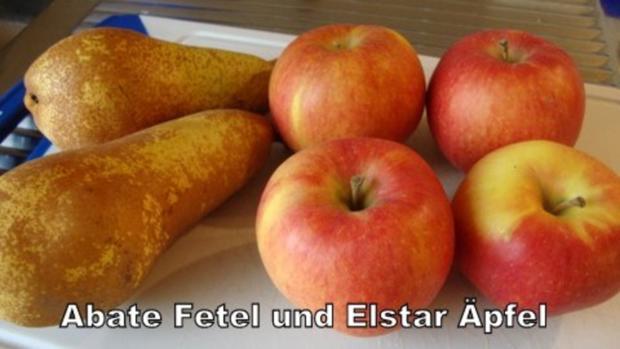 Birnen-Apfel Marmelade - Rezept - Bild Nr. 2
