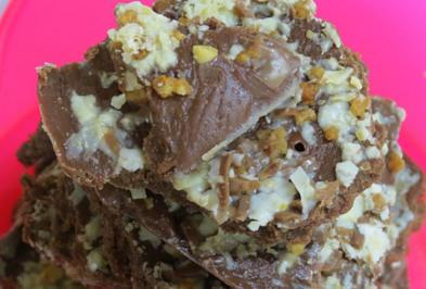 Sisserl's Bruchschokolade - Rezept