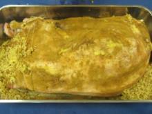 Al Khouzi (gefülltes Lamm) - Rezept