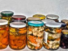 Turshi (Eingelegtes Gemüse) - Rezept
