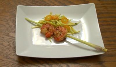 Seafood Satay (Arno Funke) - Rezept