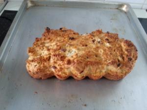 Käse-Schinken-Brot - Rezept