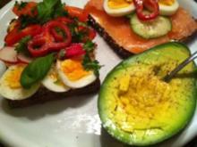Snack-Brot Frühlingsanfang - Rezept