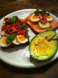 Rezept: Snack-Brot Frühlingsanfang