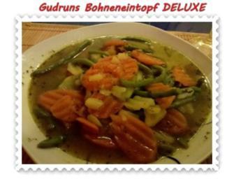 Gemüse: Bohneneintopf DELUXE - Rezept