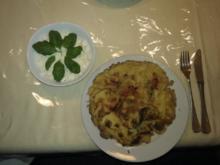Auberginen-Pfannkuchen - Rezept - Bild Nr. 4