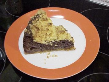 Rezept: Mohn-Streusel-Kuchen