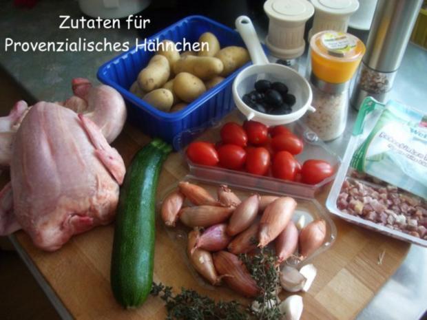 Provenzialisches Hähnchen aus dem Ofen - Rezept - Bild Nr. 2