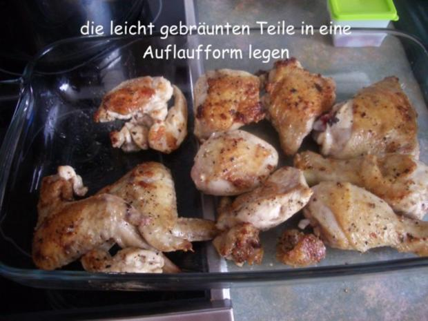 Provenzialisches Hähnchen aus dem Ofen - Rezept - Bild Nr. 12