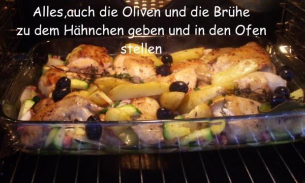 Provenzialisches Hähnchen aus dem Ofen - Rezept - Bild Nr. 16