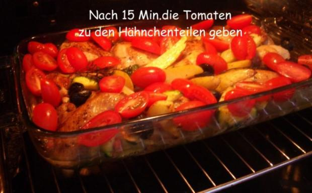 Provenzialisches Hähnchen aus dem Ofen - Rezept - Bild Nr. 18