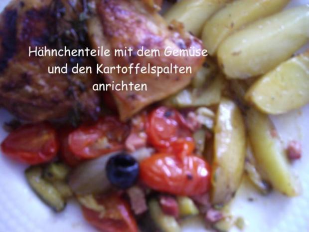 Provenzialisches Hähnchen aus dem Ofen - Rezept - Bild Nr. 19