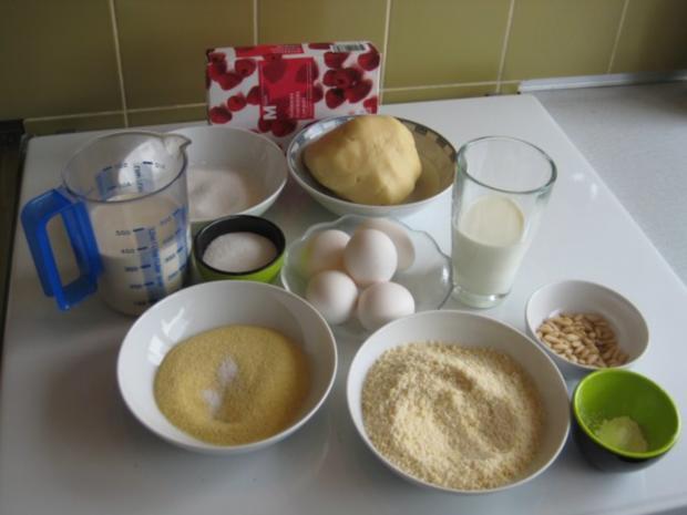 Oster / Frühlingskuchen - Rezept - Bild Nr. 5