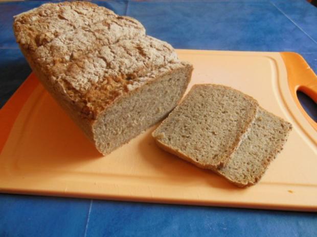 Brot:Quinoabrot - Rezept