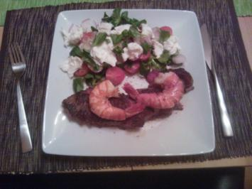 Surf and Turf - Rezept