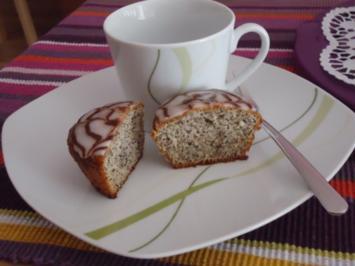 Quark-Mohn-Muffins.... - Rezept
