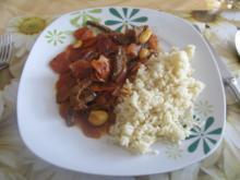 Gemüse-Steakspfanne - Rezept