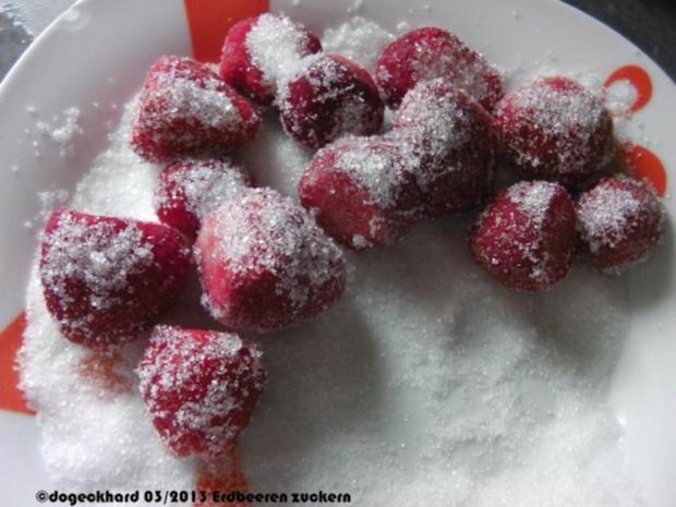 Süßer Erdbeerknödel - Rezept - Bild Nr. 5