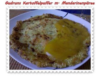Kartoffeln: Schnelle Kartoffel-Möhrenpuffer DELUXE - Rezept