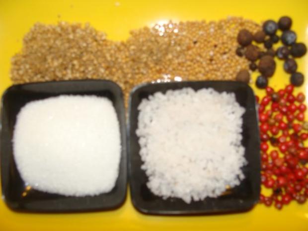 Abendbrot : Gebeiztes Zanderfilet mit Haut - Rezept - Bild Nr. 4