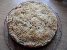 Apfel - Streusel - Kuchen - Rezept