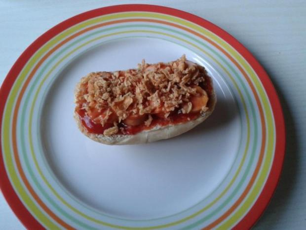 Hot-Dog Brötchen - Rezept - Bild Nr. 2