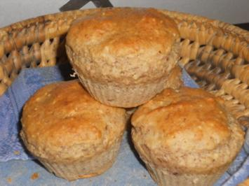 Rezept: Vegane Muffins