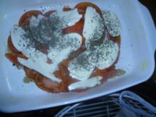 Seezunge mit Tomaten und Mozzarella - Rezept