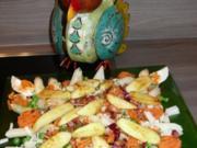 Spargel-Kartoffel-Platte - Rezept