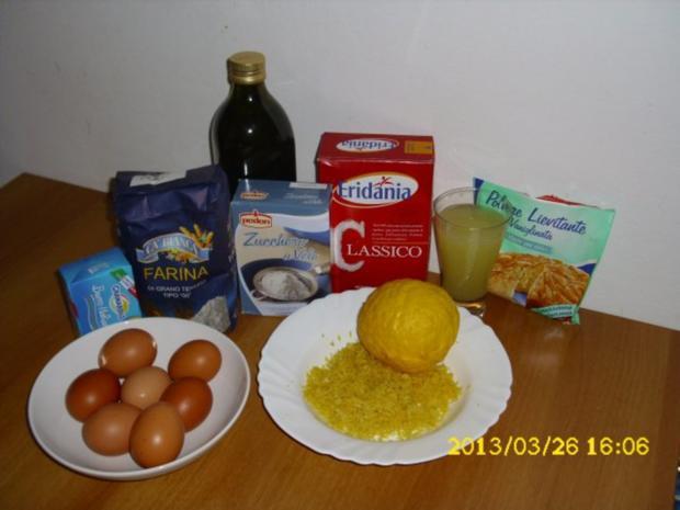 Ostergebäck--Cuzzupi Pasquale - Rezept - Bild Nr. 2