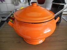 Suppen & Eintöpfe :  Kartoffelsuppe geraspelt - Rezept
