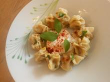 Ravioli / Fagottini Salvia - Rezept